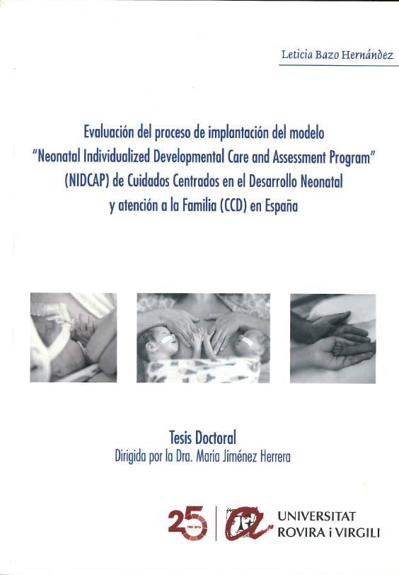 Presentació de la tesi doctoral de la infermera Leticia Bazo