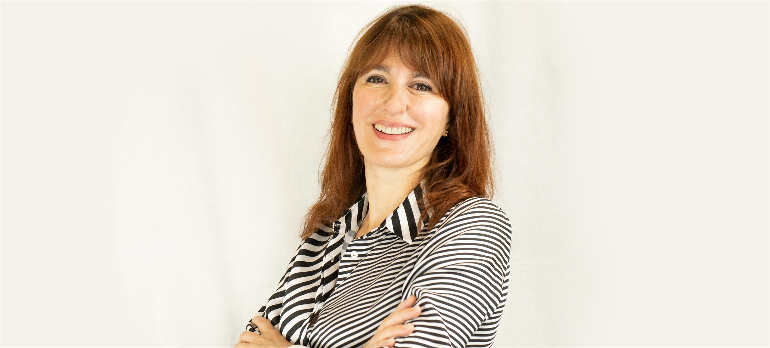 """Núria Sáez: """"La gestió de la imatge corporal va més enllà d'intervenir sobre el físic"""""""