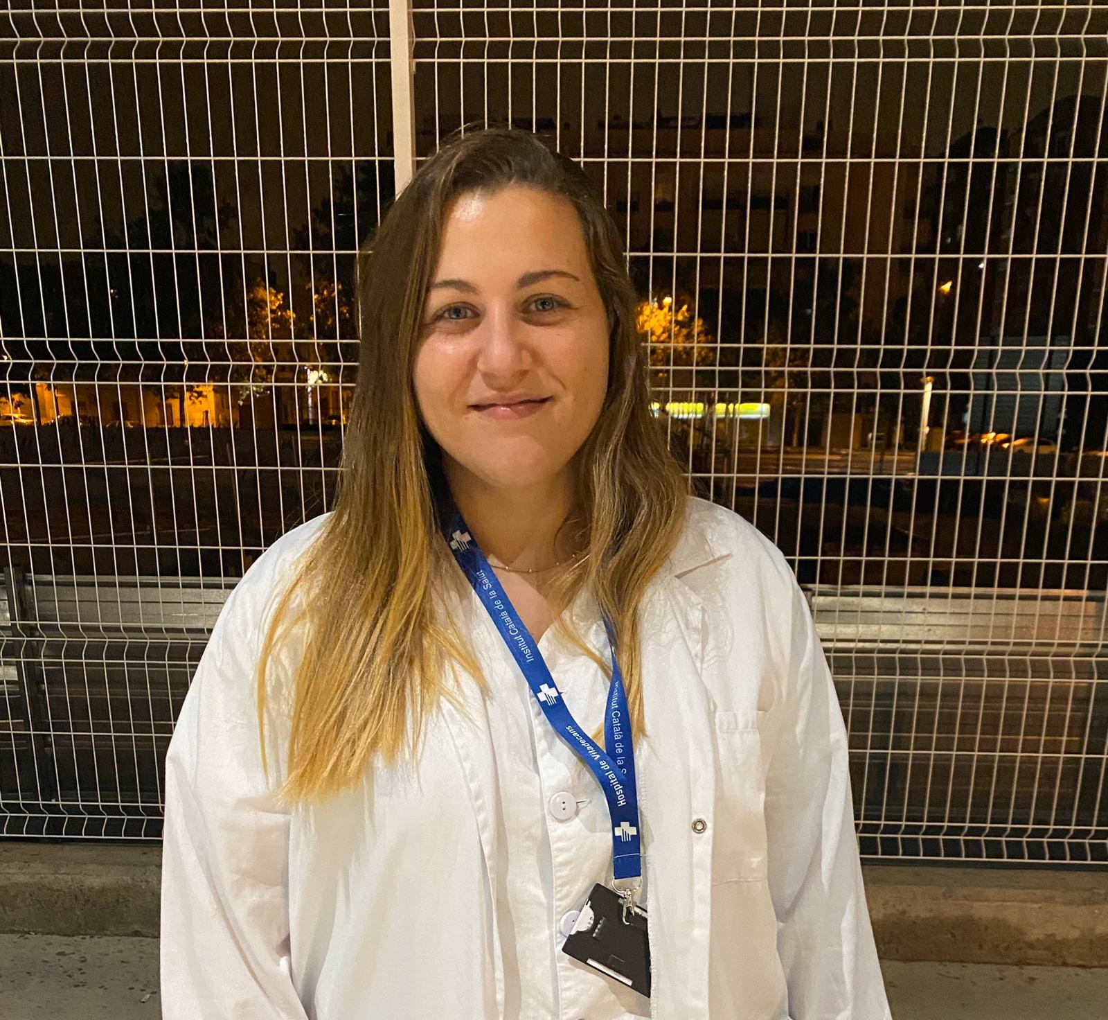 """Iris García: """"He après en un mes el que hauria après en sis mesos en condicions normals"""""""