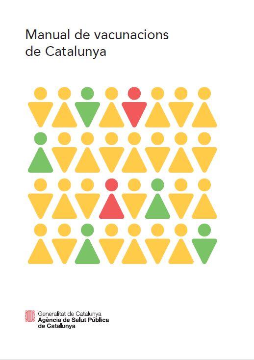 Disponible la nova edició del Manual de vacunacions de Catalunya