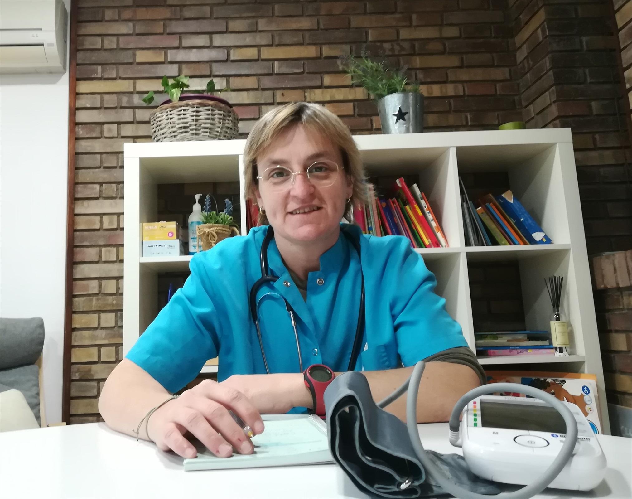 """Núria Casellas: """"Treballar en l'àmbit de la discapacitat va molt més enllà de les tècniques"""""""