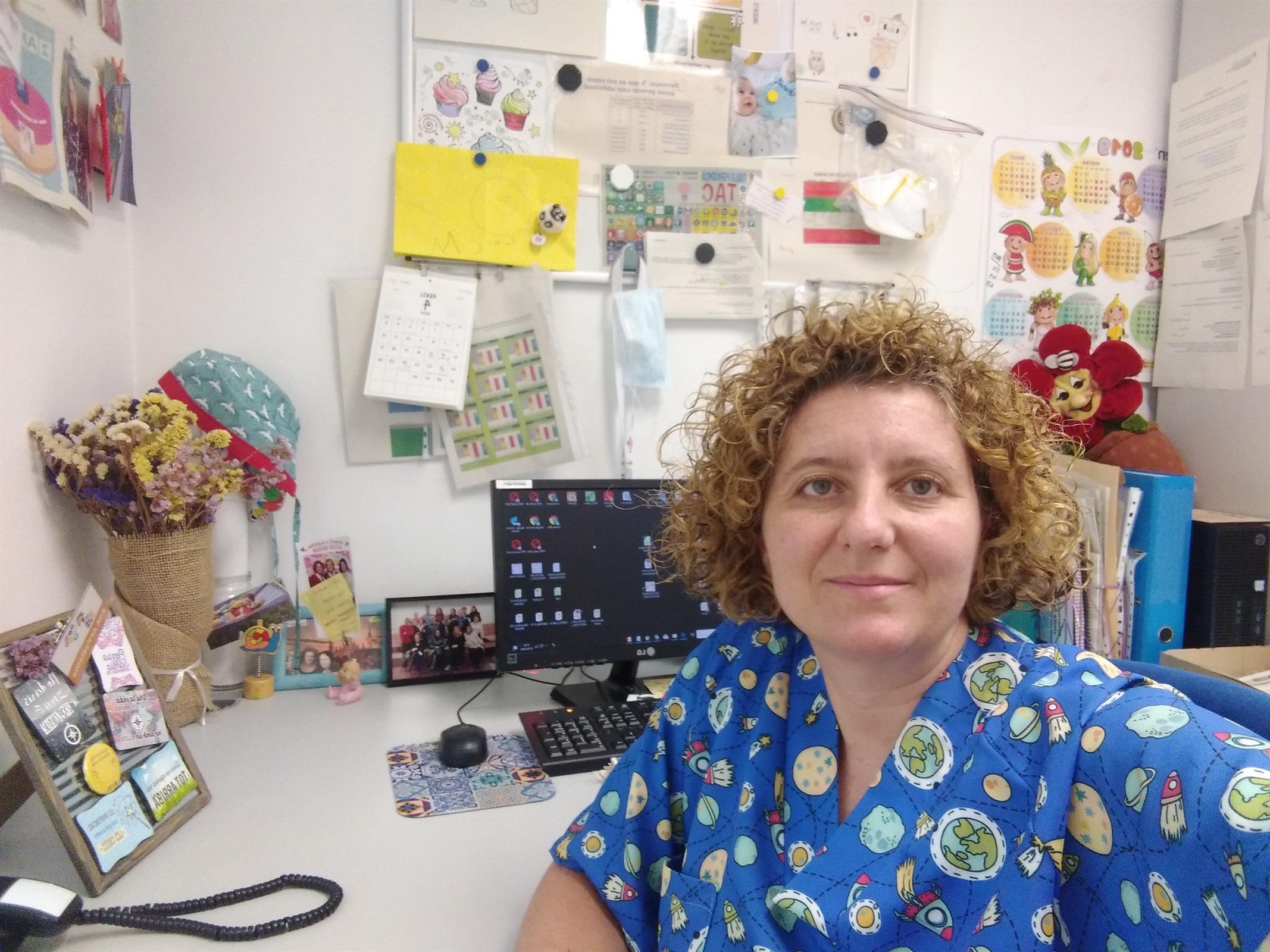 Esther Moral: «S'ha trigat molt a valorar la feina de contenció de la pandèmia que estàvem fent a l'atenció primària»