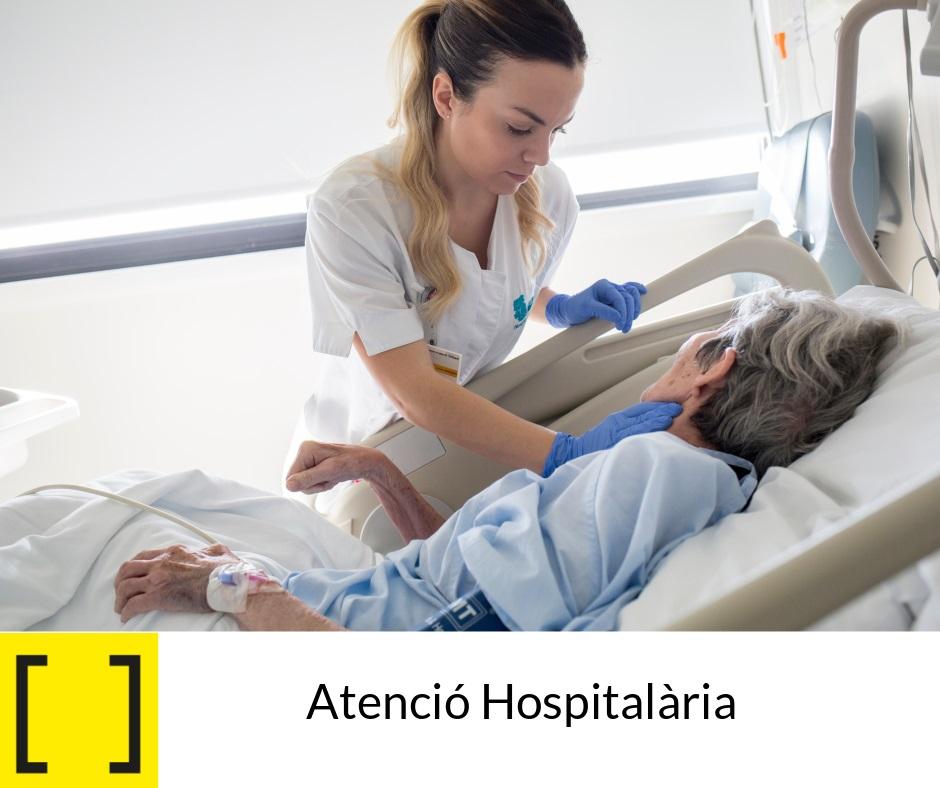 atencio hospitalaria Bii