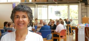 """Marta Gallemí: """"Al l'Hospital de Dia treballem per aconseguir que els usuaris es sentin compresos, atesos i acompanyats"""""""