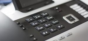 Incidència al servei telefònic del COIB