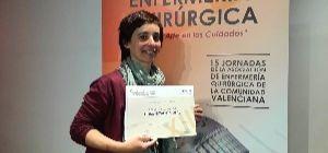 La infermera Neus Buil premiada pel seu estudi sobre les primeres infermeres quirúrgiques de l'Hospital de la Santa Creu i Sant Pau