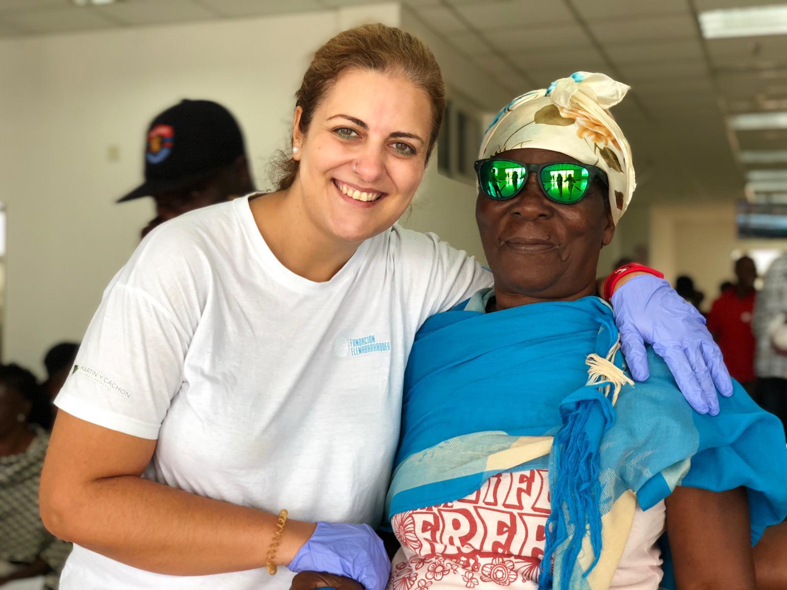 """Natàlia Mingorance: """"Ajudar les persones més necessitades ha estat la meva il·lusió des que era petita"""""""