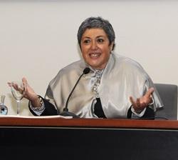 Mor Marisa Ridao, infermera referent pel desenvolupament competencial de les infermeres