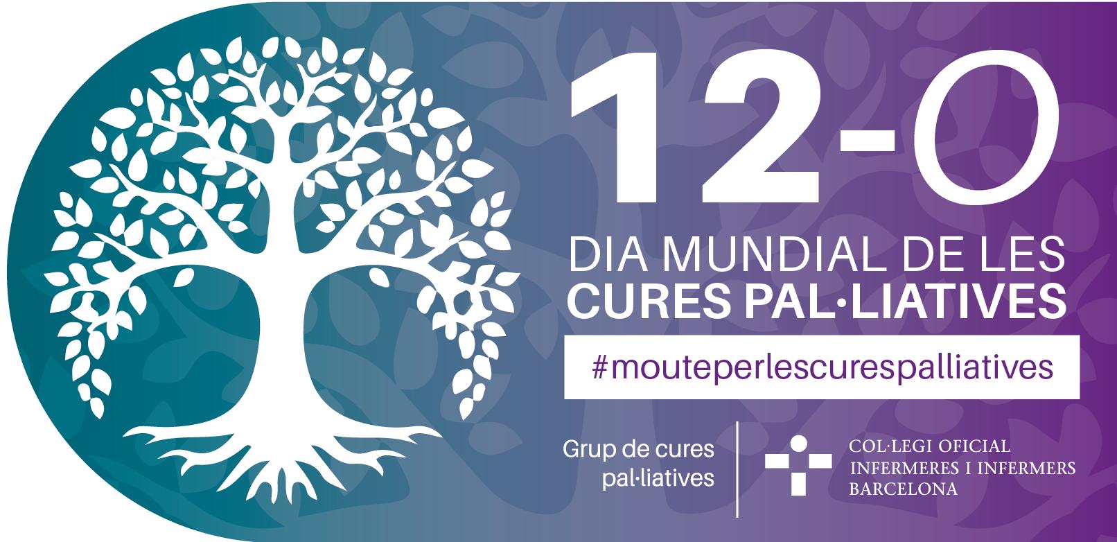 Campanya de difusió per donar visibilitat a l'aportació infermera en les cures pal·liatives