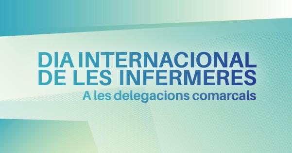 El COIB celebra a les delegacions el Dia Internacional de les Infermeres