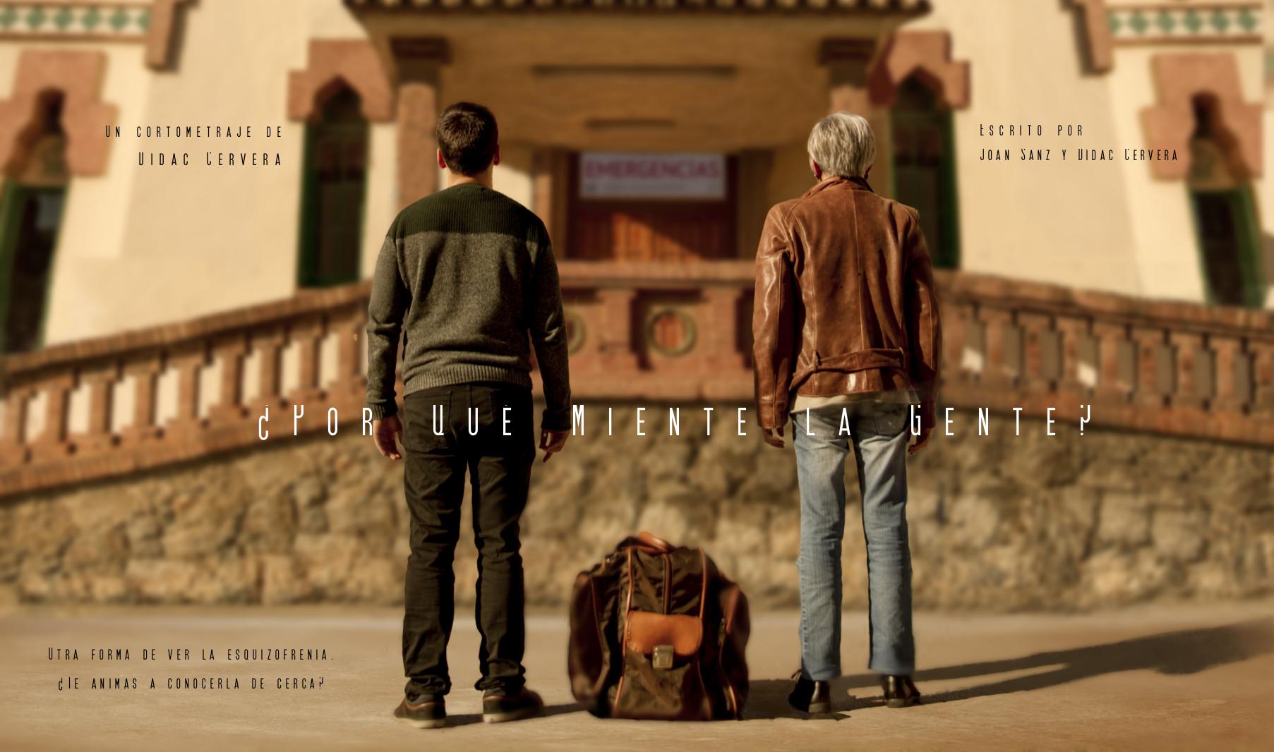 El COIB col·labora amb el curtmetratge «¿Por qué miente la gente?», que aborda l'estigma en salut mental