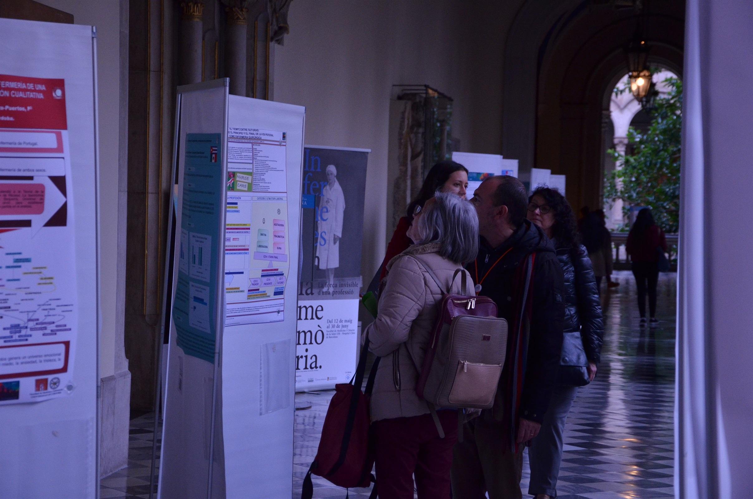 Finalitza la trobada internacional d'investigació en cures Investén a Barcelona