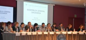 L'assemblea del COIB aprova els pressupostos del 2017 i el tancament de l'exercici 2016