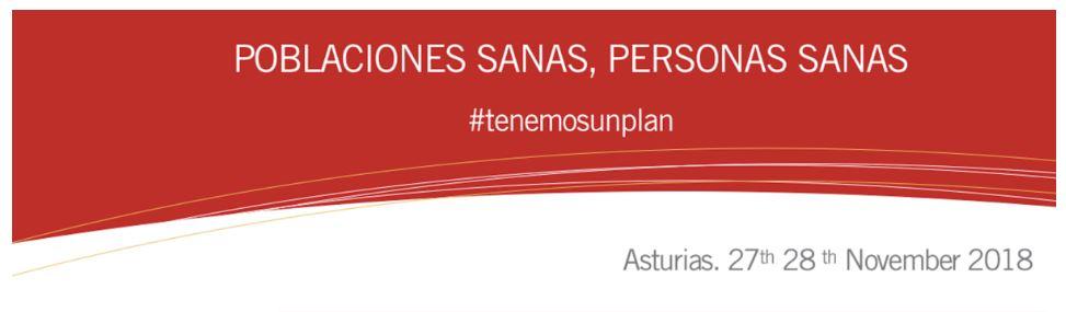 Infermera virtual presenta el seu portal a les jornades 'Poblaciones Sanas, Personas Sanas'