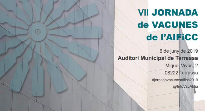 L'Associació d'Infermeria Familiar i Comunitària de Catalunya (AIFiCC) celebra la 7a Jornada de vacunes