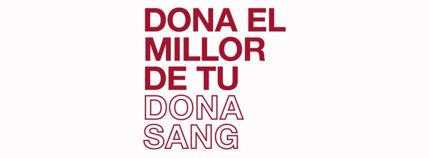 El Banc de Sang promou les donacions per celebrar el Dia Mundial del Donant de Sang