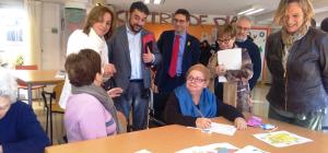 Les residències públiques de Catalunya i l'atenció primària compartiran informació de salut