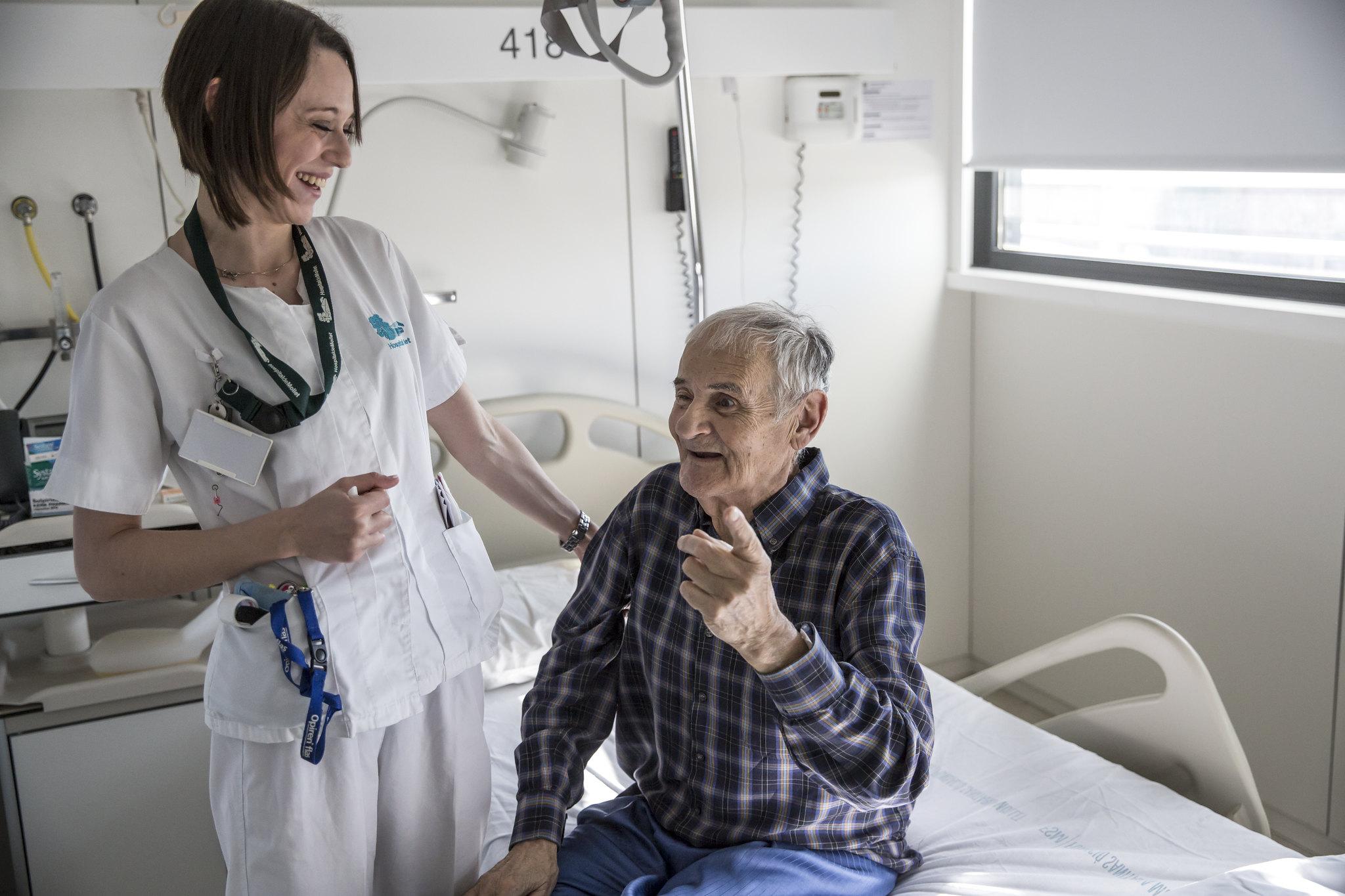 Catalunya té prop de 270 infermeres de pràctica avançada no reconegudes pel sistema de salut