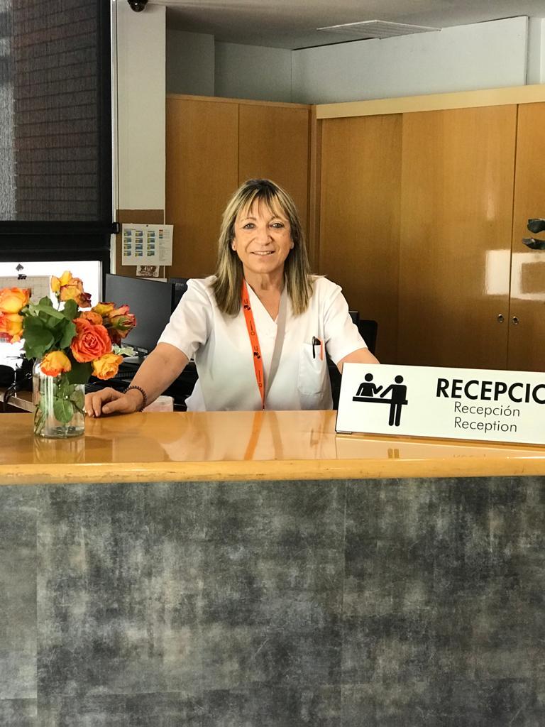 """Marisol Lolo: """"He pogut reviure tot el meu bagatge com a infermera d'una forma més tranquil·la"""""""