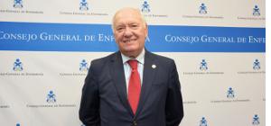 Florentino Pérez, nou president del Consejo General de Enfermería