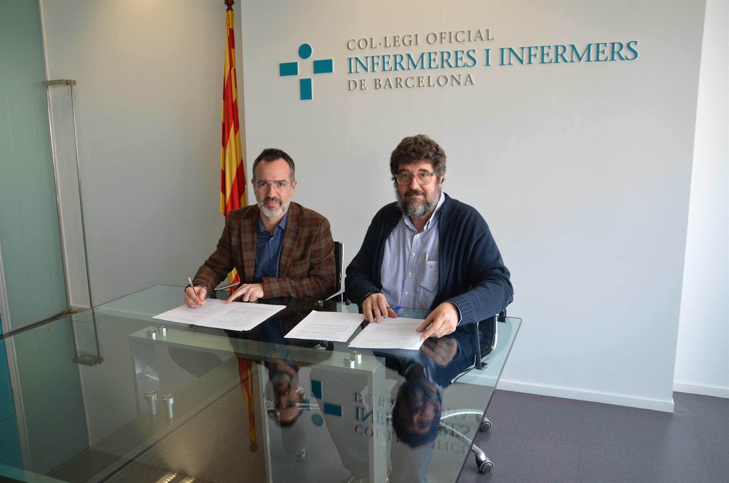 COIB i i2CAT impulsaran conjuntament projectes de salut relacionats amb la Internet de les coses i la Internet de les persones