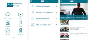 Infermera virtual, la primera app que supera amb èxit el procés d'acreditació del Portal AppSalut