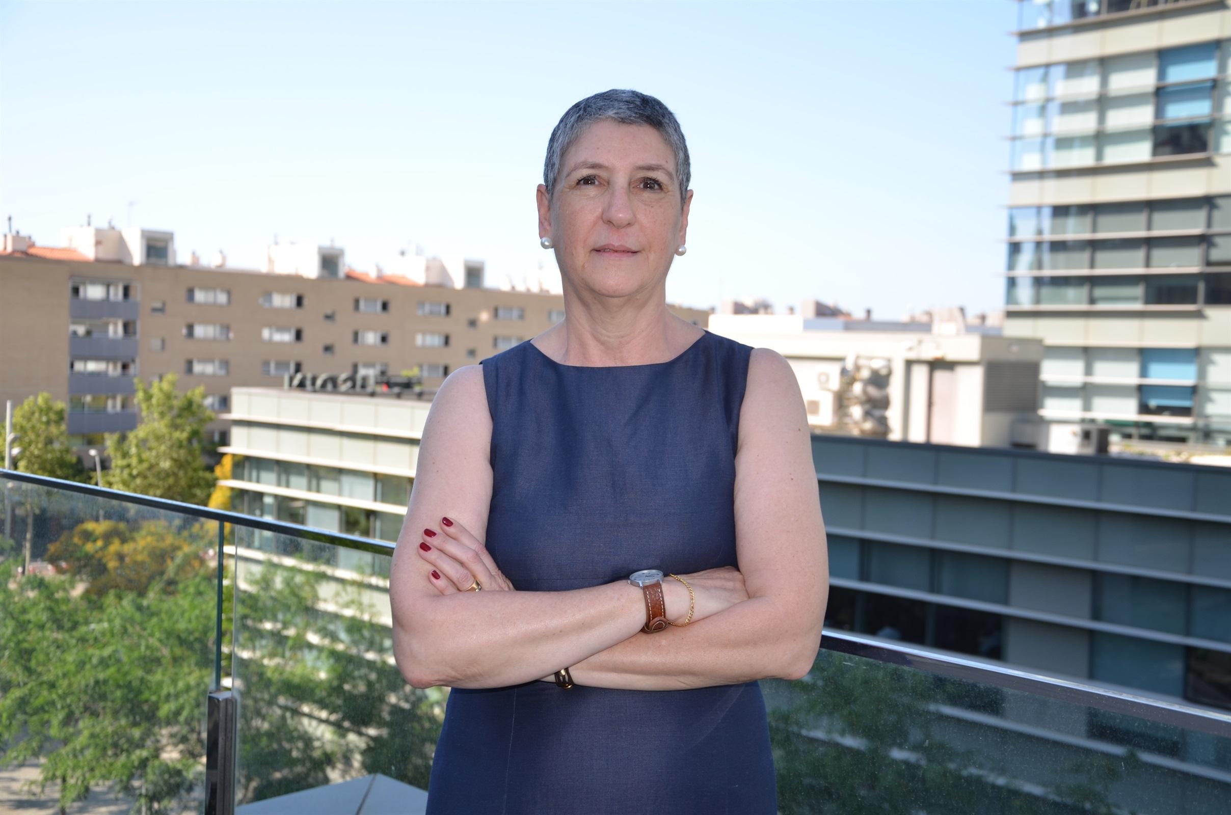 Maria Padró: «Hem de lluitar perquè al costat dels nens hi hagi sempre una infermera pediàtrica»