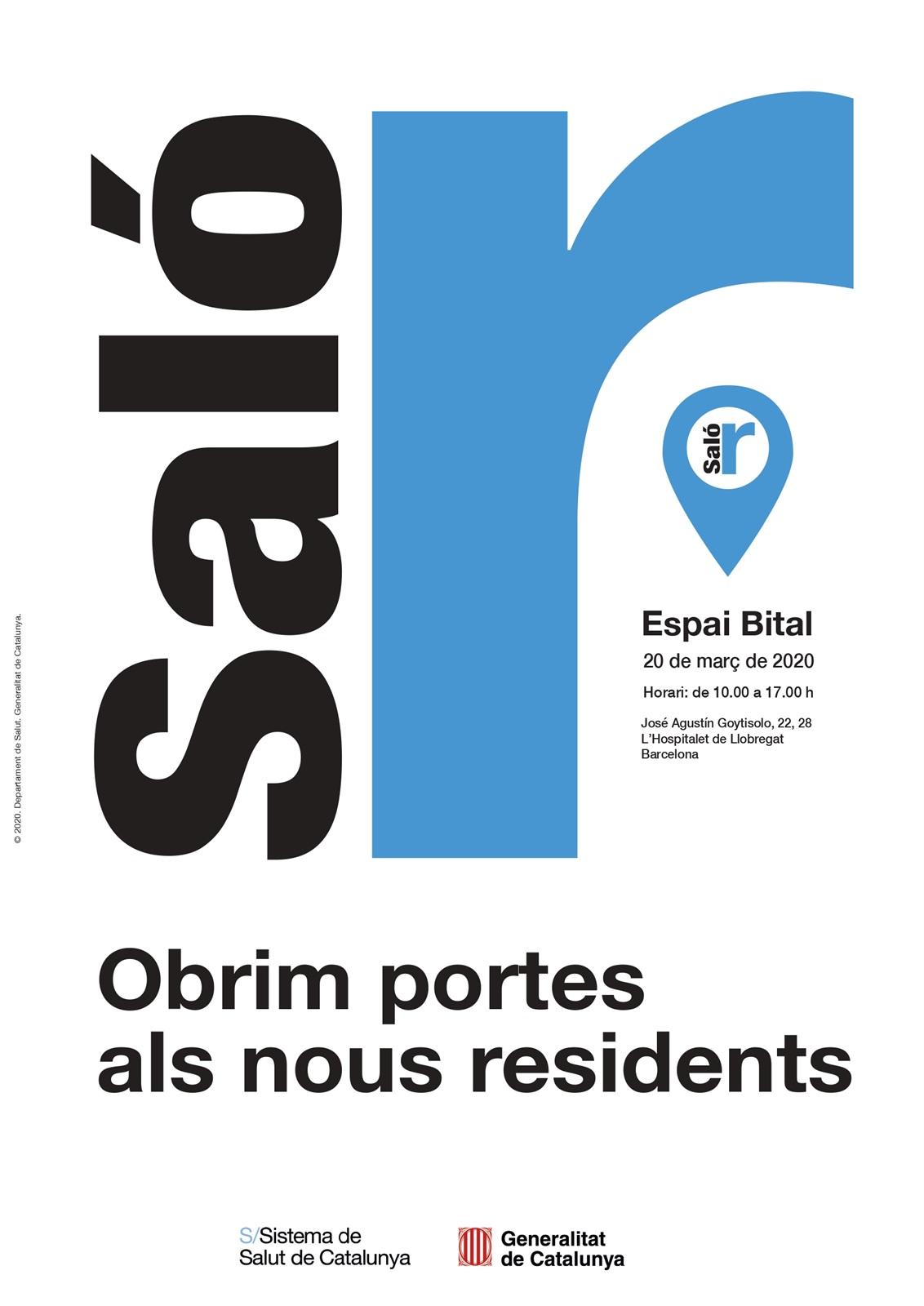 Neix el Saló R amb la voluntat de millorar l'atractiu de la formació sanitària especialitzada de Catalunya