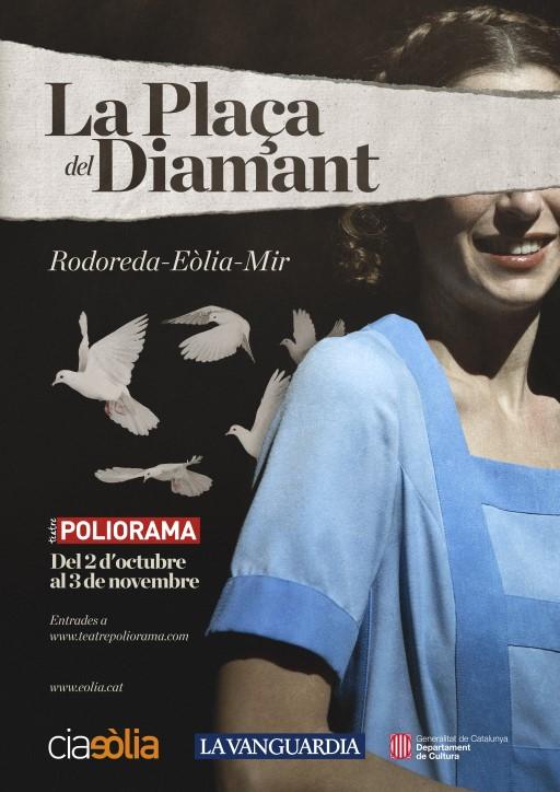 Les infermeres de Barcelona poden gaudir de l'espectacle «La plaça del diamant» per només 15 euros