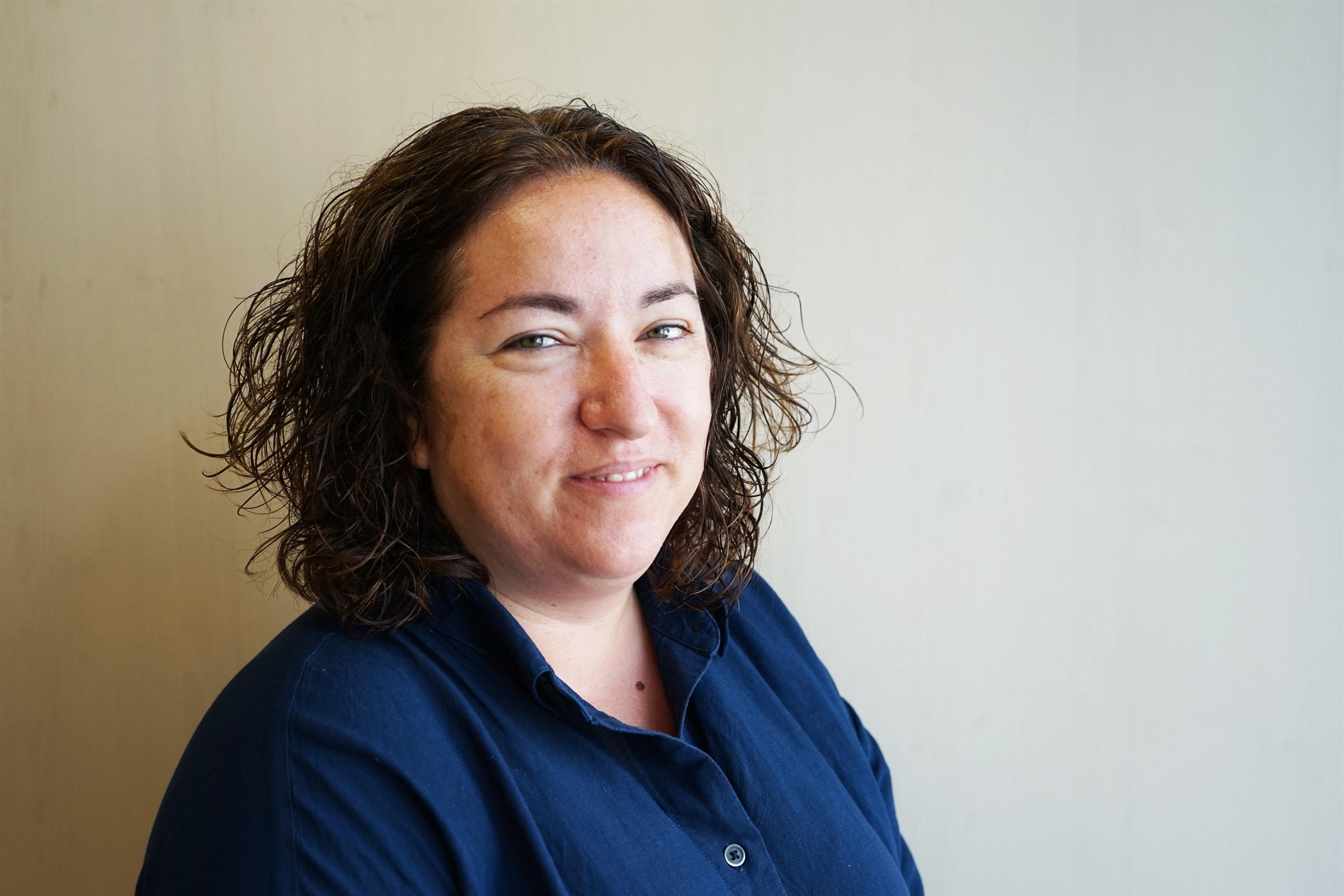 """Montserrat Martínez: """"Sobta que hi hagi una infermera al capdavant del Servei de Medicina Preventiva, però la nostra professió sempre ha estat vinculada a les vacunes"""""""