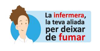 Les infermeres catalanes llancen un vídeo per encoratjar la població a deixar de fumar
