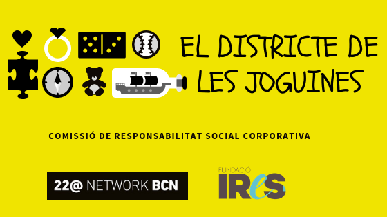 El COIB se suma a la campanya solidària El Districte de les Joguines