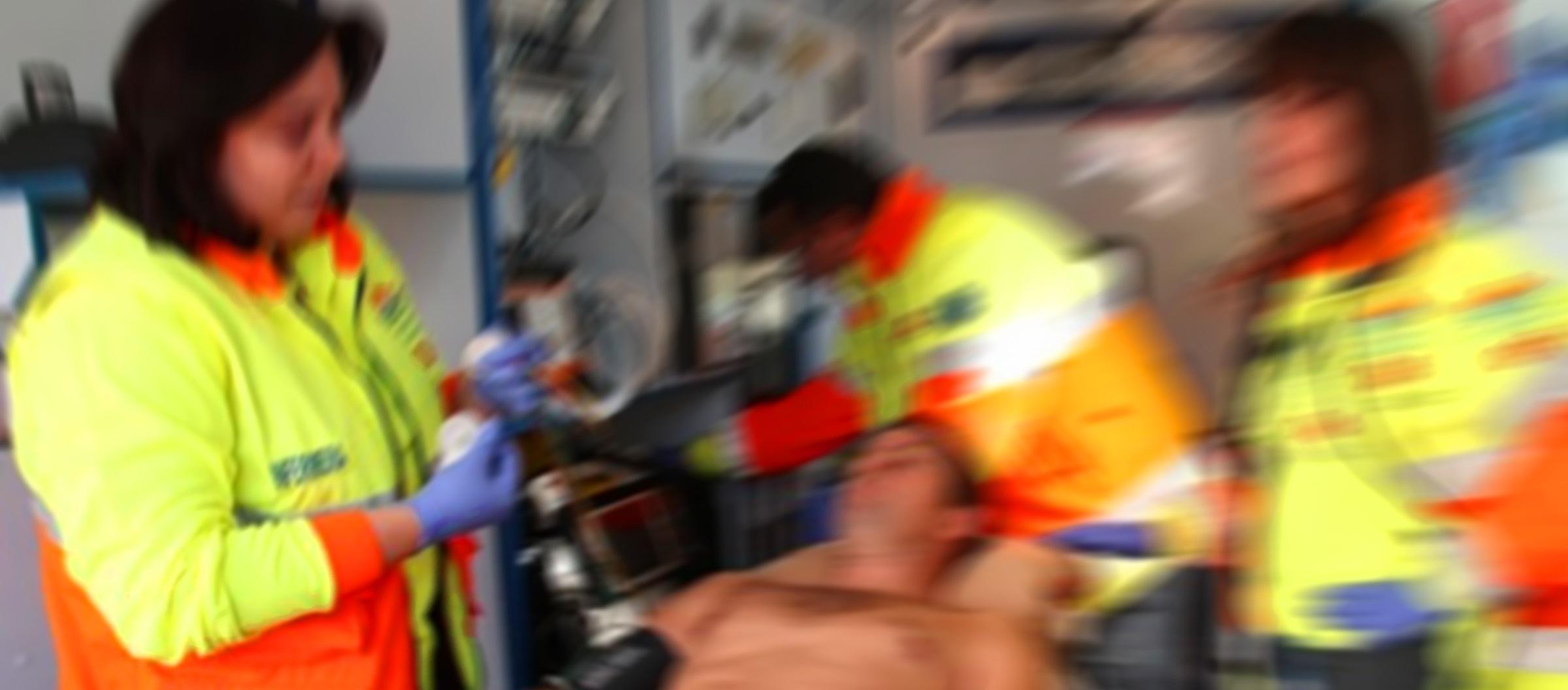 Jornada de consens: Actuacions infermeres en l'atenció a les urgències i emergències prehospitalàries