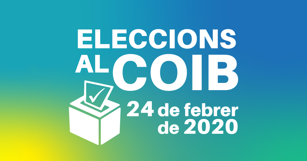 Les col·legiades que vulguin votar per correu a les eleccions del COIB rebran la documentació un cop proclamades les candidatures