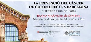 Jornada per la prevenció del càncer de còlon i recte a l'Hospital de Sant Pau