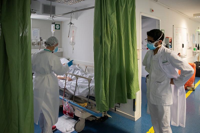 Totes les infermeres i infermers que hagin emmalaltit per COVID-19 amb hospitalització major de 3 dies tenen dret a una indemnització