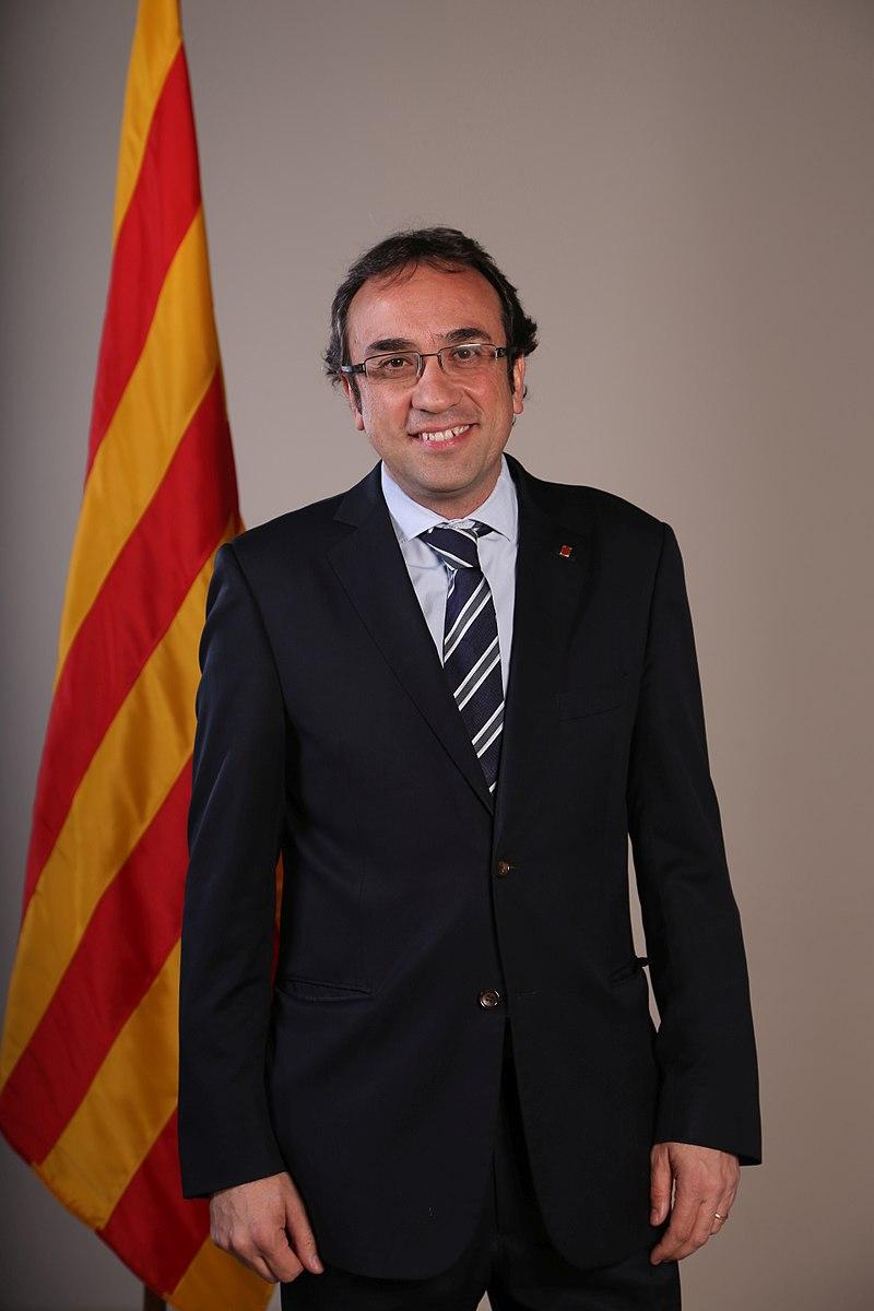 La Intercol·legial premia Josep Rull pel seu suport als col·legis professionals
