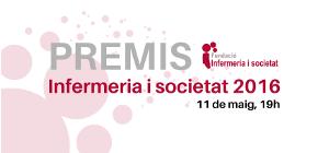 El proper 11 de maig s'entreguen els Premis Infermeria i societat