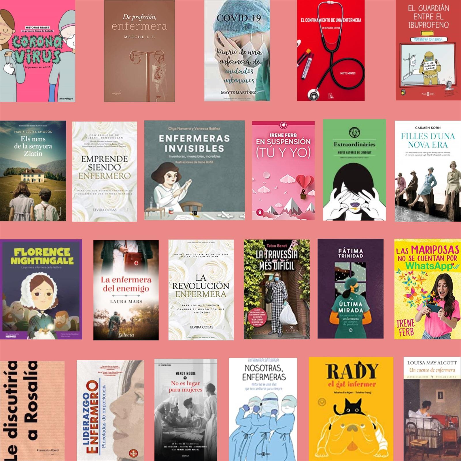 23 llibres per al 23 d'abril