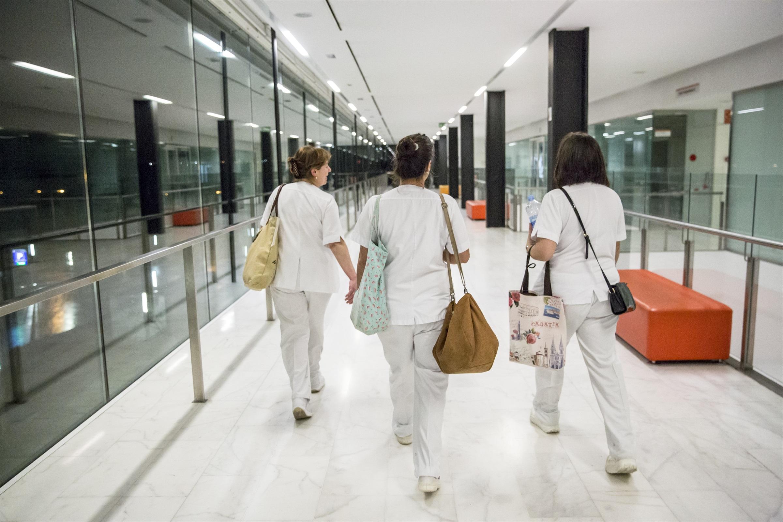 Més d'11 mil infermeres i infermers es presenten a Catalunya a les oposicions  a l'ICS d'aquest diumenge