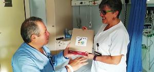Un projecte infermer convida a les persones ingressades a escriure relats