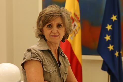 María Luisa Carcedo, nova Ministra de Sanitat