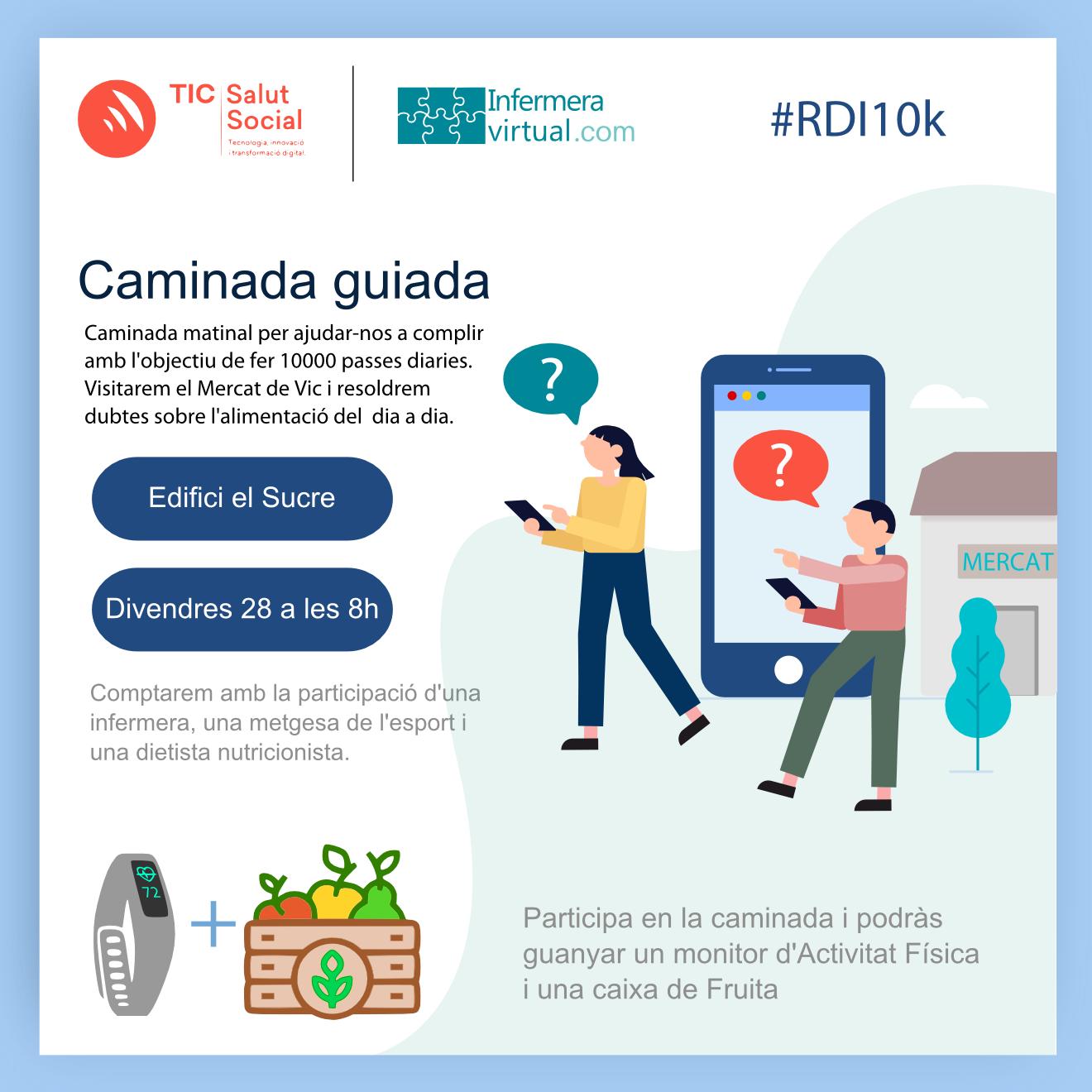 El COIB participa a les 8es Jornades R+D+I TIC Salut i Social