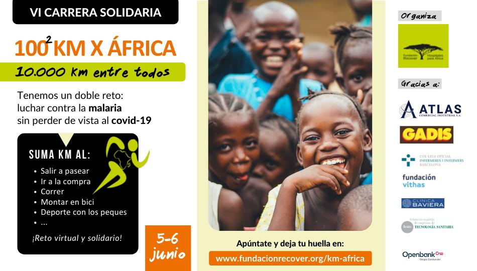 El COIB col·labora amb la Fundación Recover per lluitar contra la malària a l'Àfrica
