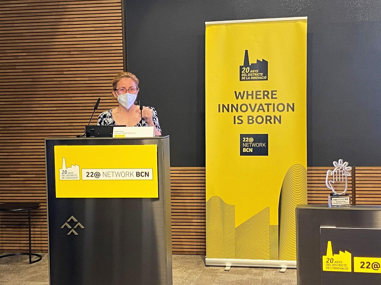 El 22@Network BCN fa un reconeixement a les infermeres de Barcelona