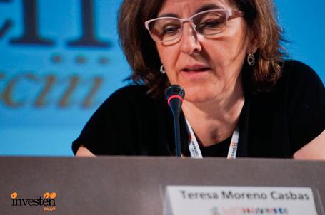 L'Acadèmia Americana d'Infermeria nombra com a nova membre a la infermera Teresa Moreno-Casbas