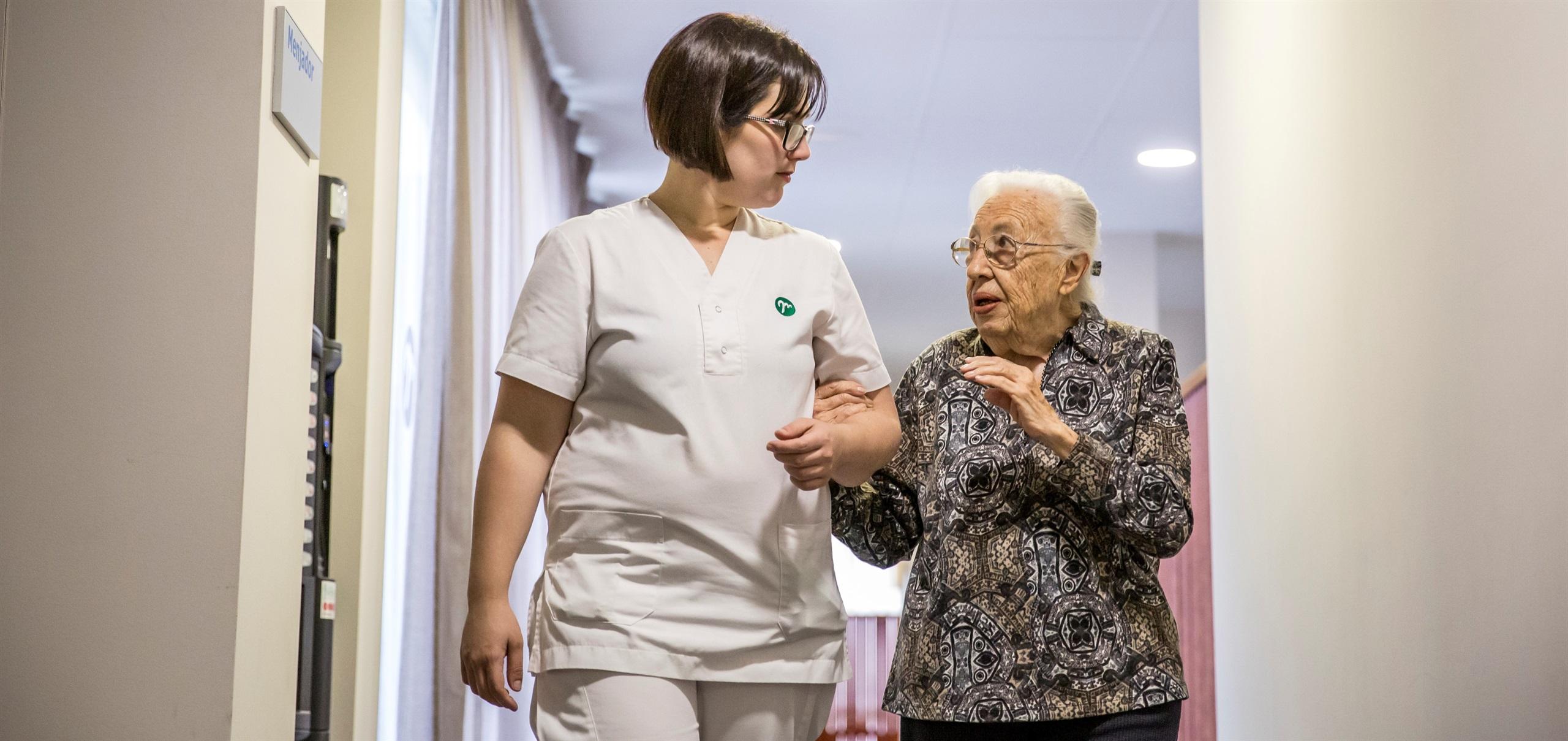 Webinar de geriatria. Impacte de la COVID-19 a les residències i centres sociosanitaris: epidemiologia i mesures de control