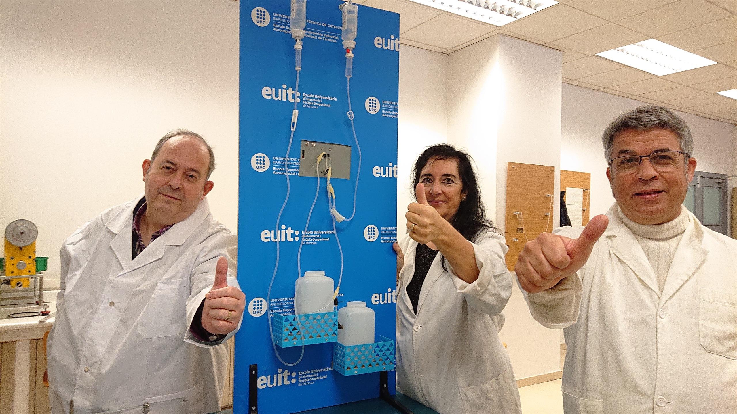 Un projecte infermer de purgació d'equips de seroteràpia permet evitar la inframedicació intravenosa