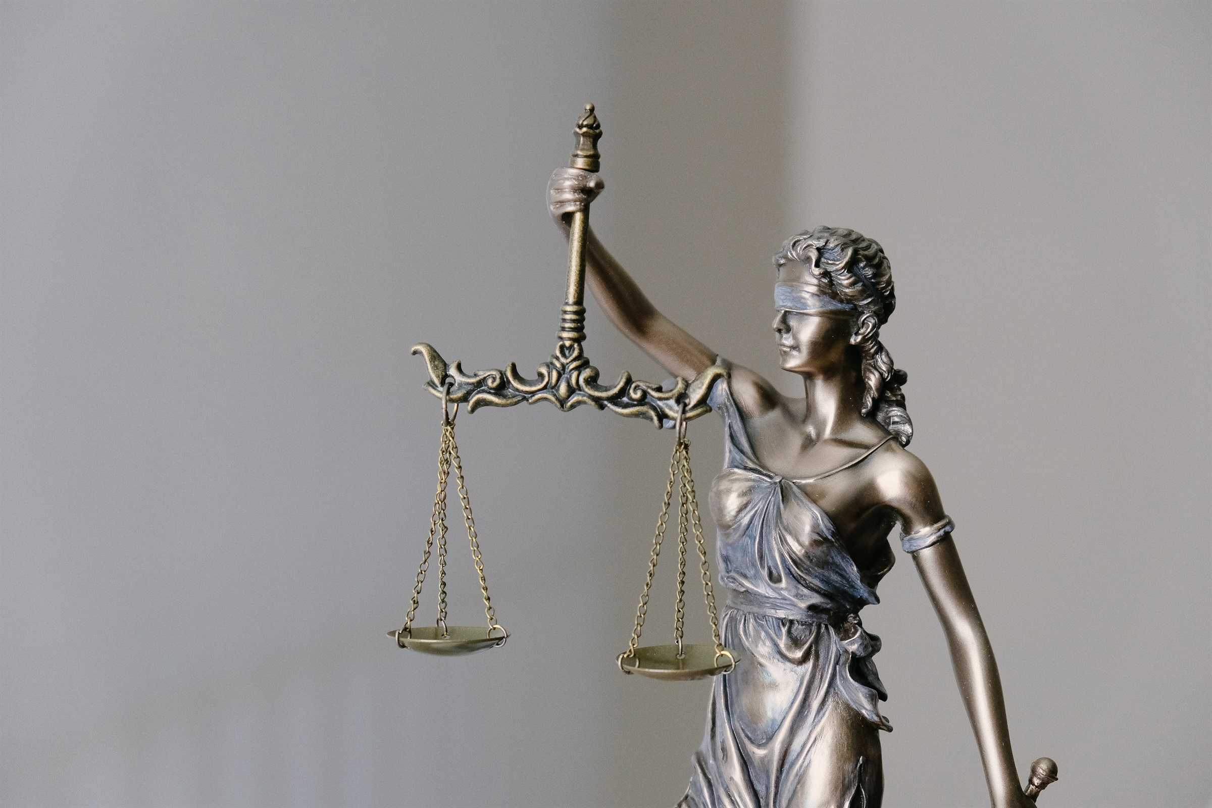 Foto: Lady Justice Tingey Injury Law Firm a Unsplash