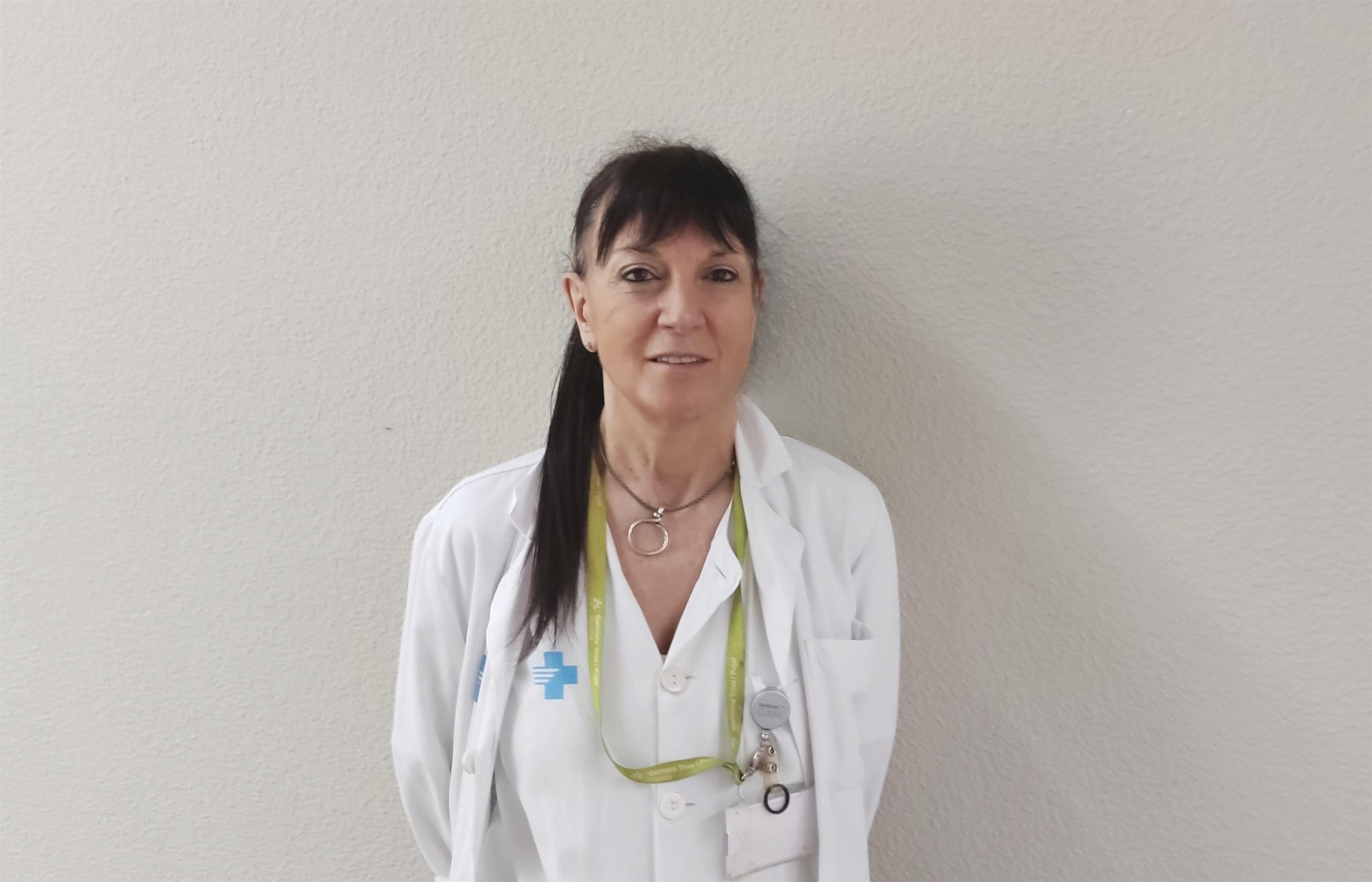 """Chelo Villanueva: """"Una infermera pot estar capacitada per la funció de demanar òrgans"""""""